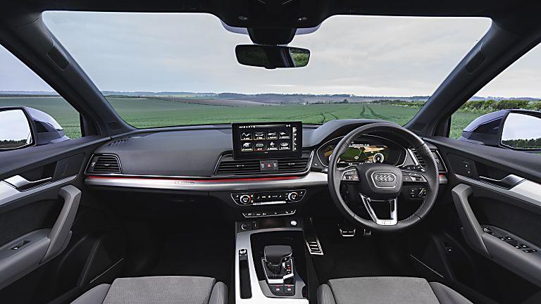 Review: Audi Q5 Cockpit