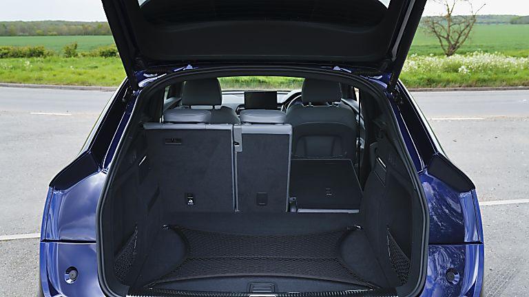 Review: Audi Q5 Boot