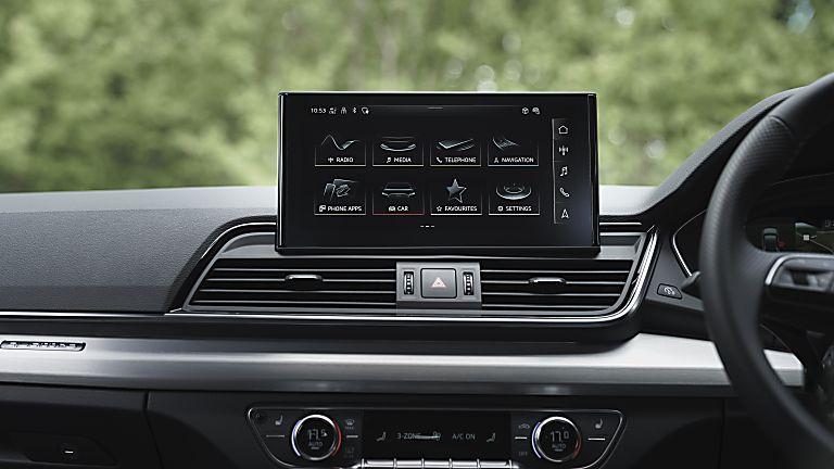 Review: Audi Q5 Infotainment