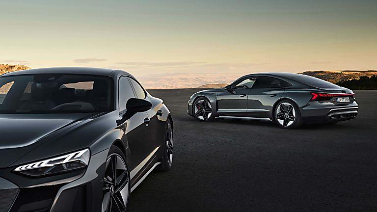 Review: Audi e-tron GT quattro Hero