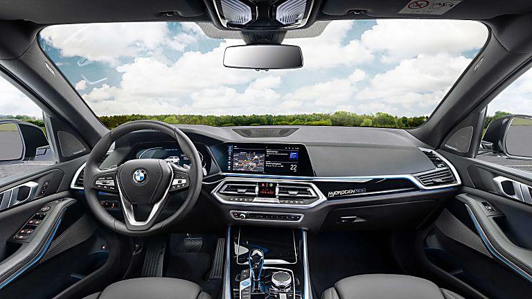 BMW: iX5 Hydrogen to get small production run Cockpit