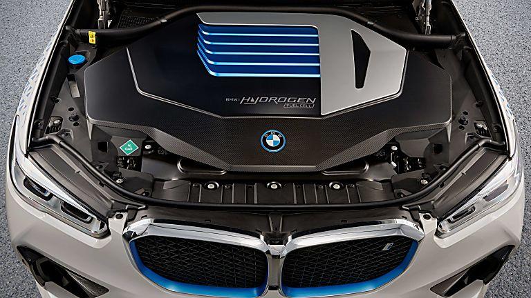BMW: iX5 Hydrogen to get small production run Engine