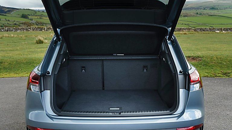 Review: Audi Q4 e-tron Boot