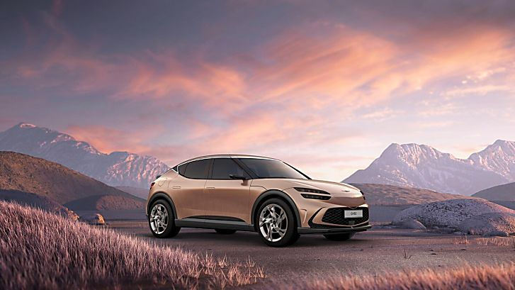 GENESIS: New all-electric GV60 set for 2022 In-Situ