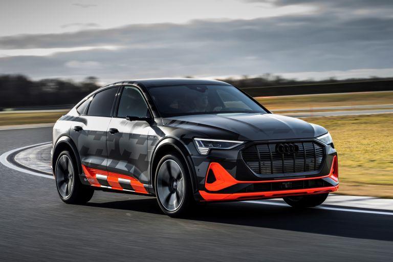 Audi E-Tron S Hero