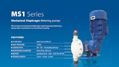 Menjual SEKO Metering Dosing Pump. SEKO mengkhususkan diri dalam desain dan produksi pompa peristaltik, pompa metering solenoid, pompa metering yang digerakkan motor, instrumen pengukuran dan proses.