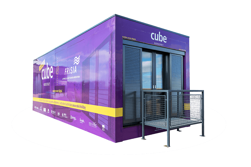 Cube Showroom
