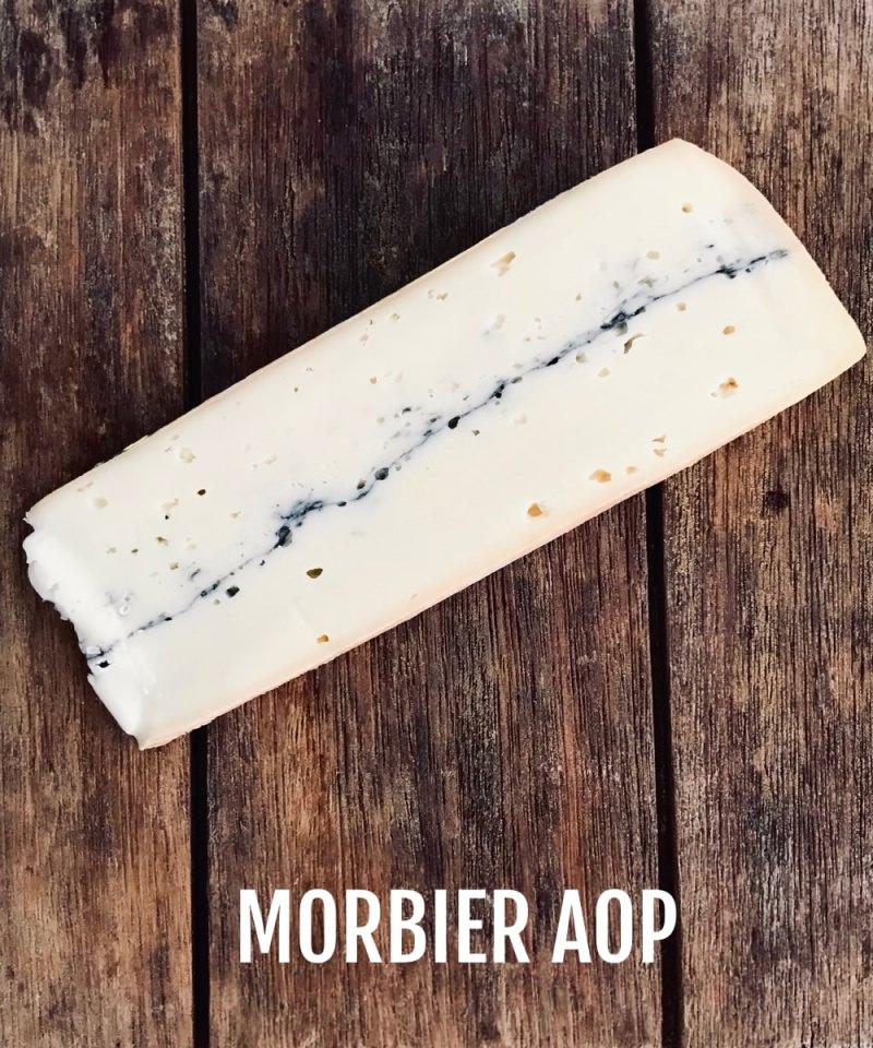 Morbier-ost