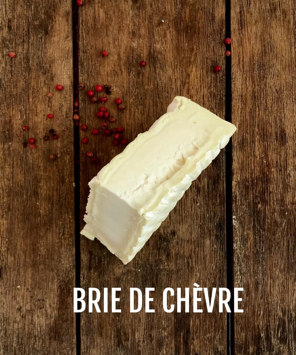 Brie de chevre