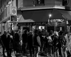 bar Dans la foulée