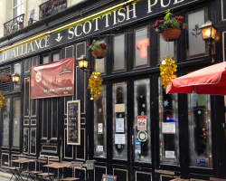 bar The Auld Alliance
