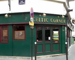 bar Le Celtic Corner