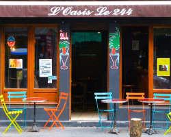 bar Oasis 244