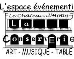 salle de spectacle La Conserverie