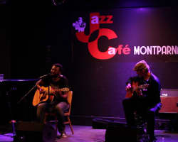 restaurant Jazz Café Montparnasse