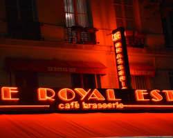 restaurant Le Royal Est Music