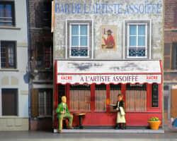 bar L'Artiste Assoiffé