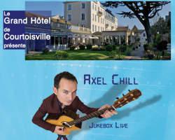 restaurant Grand Hôtel de Courtoisville