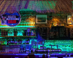bar Cabana Café Latino club