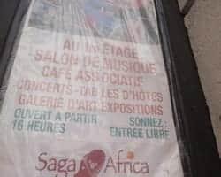 salle de spectacle Saga Africa