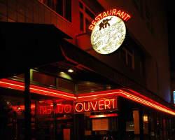 restaurant Osmoz Café