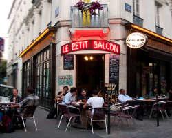 bar Le Petit Balcon