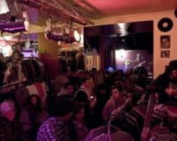 bar Les Disquaires