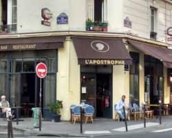 bar L'Apostrophe