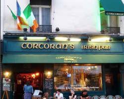 bar Corcoran's Bastille