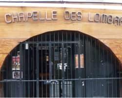 salle de spectacle La Chapelle des Lombards