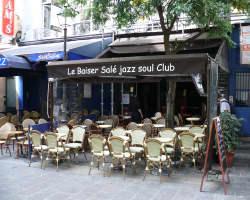 bar Le Baiser Salé