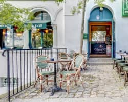 bar Corcoran's Sacré Coeur