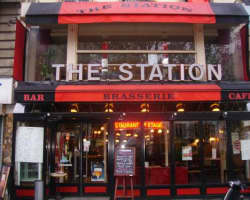 bar The Station