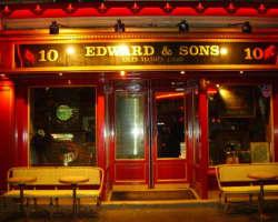 bar Edwards & Son's