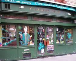 bar The Green Linnet