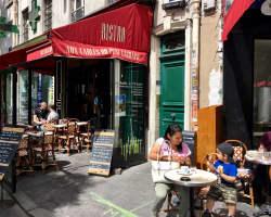 restaurant Aux Tables du Père Lachaise