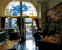 restaurant Le Perroquet Bleu