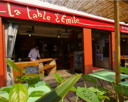 restaurant La Table d'Emile
