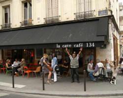 bar La Cave Café