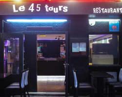 bar Le 45 tours