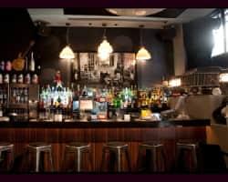 bar The Financier