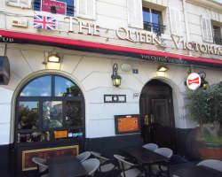 bar The Queen Victoria