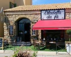 restaurant Citadella da fà