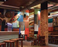 bar Café Oz Châtelet