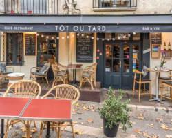 restaurant Tôt ou Tard