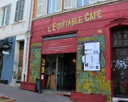 bar L'équitable café
