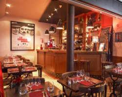restaurant le Cercle rouge