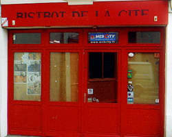 restaurant Le Bistrot de la Cité