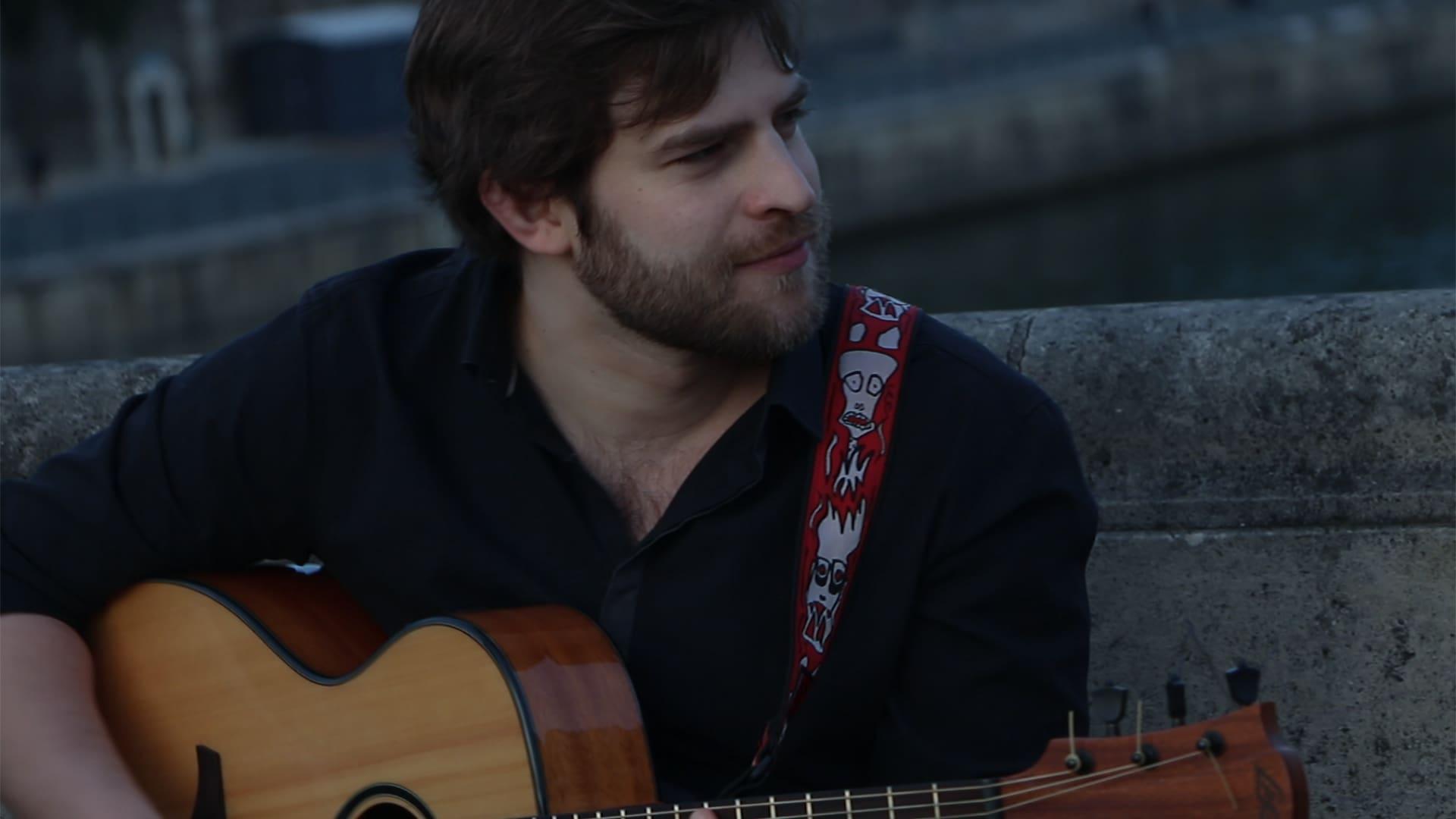 guitariste-chanteur soirée événement