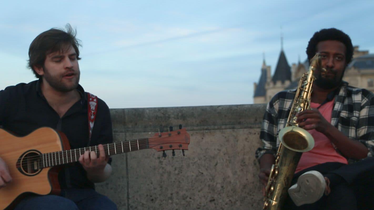 concert chez soi guitariste chanteur saxophoniste